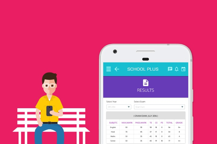 parent teacher communication app